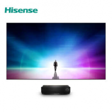 海信(Hisense) 100L7 100英寸 4K高配人工智能影院 激光电视机