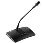 博世DCN-DS-CN 基本型桌面代表机,带固定短话筒