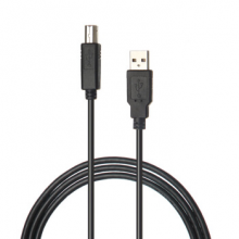 斑马条码标签打印机GK888t USB打印线