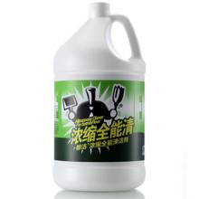 都洁浓缩全能清洁剂3.75kg