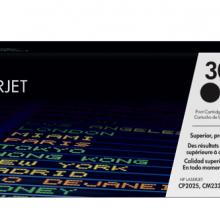 通用耗材 惠普HP Color LaserJet CC530A 黑色硒鼓