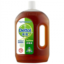 滴露 1.8 升消毒液 (单位:瓶)