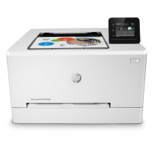 惠普Colour LaserJet ProM254dw彩色激光打印机(M252dw升级版(254)