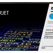 通用耗材 惠普HP CF361A 青色原装硒鼓508A