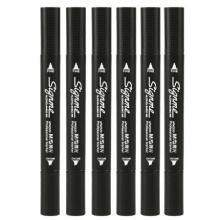 万博manbetx官网(M&G)黑色双头赛美专业马克笔学生绘画水彩笔APM25201A