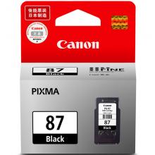 通用耗材佳能(Canon) PG-87黑色墨盒  (适用佳能E568)