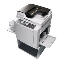 理光(Ricoh)DD-3344C 黑白数码速印机 印刷机油墨一体机B4幅面制版油印机