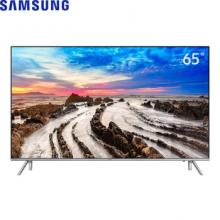 三星(SAMSUNG)UA65MU7700JXXZ 65英寸 4K超高清 HDR 智能电视 银色边框