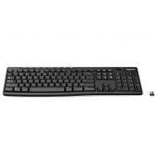 罗技 K270 无线键盘电脑键盘  (单位:个) 黑色