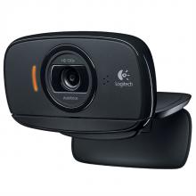 罗技 C525 摄像头  像素:800w(单位:个) 黑色