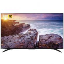 夏普 (SHARP) LCD-70SU575A 70英寸4K 高清广色域超薄Wifi智能液晶平板电视