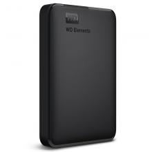 西部数据(WD) Elements 新元素系列 2.5英寸 USB3.0 移动硬盘2TB(WDBU6Y0020BBK)