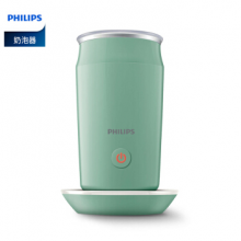 飞利浦(PHILIPS)奶泡机 全自动咖啡奶泡器奶磨打奶多功能合一 CA6500/11