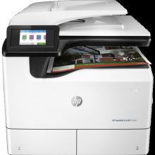 惠普HP PageWide Pro 772dn 页宽复合机(OS)(含送货上门)