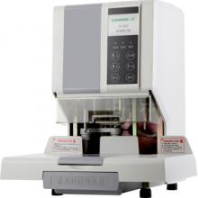 三木SZ9050自动凭证装订机 电动打孔机铆管胶装机 激光精准定位