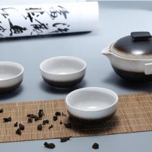 沏一杯茶(竹影清风)