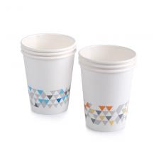 万博manbetx官网纸杯加厚型9盎司(50pcs混色)ARC92513