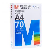 蓝万博manbetx官网多功能复印纸70gA4-5包APYVS959