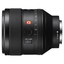 尼(SONY) 蔡司全画幅定焦镜头 G大师 FE 85mm F1.4 GM