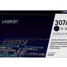 通用耗材 惠普HP CE740A 黑色激光打印硒鼓307A