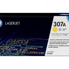 通用耗材 惠普HP CE742A 黄色激光打印硒鼓307A