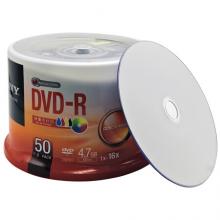 索尼DVD刻录盘DVD-R(50片)