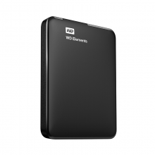 西部数据(WD) Elements 新元素系列 2.5英寸 USB3.0 移动硬盘3TB