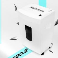 碎乐 E220.2 办公电动静音保密碎纸机 2*9mm