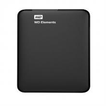 西部数据 WDBUZG5000ABK 移动硬盘 500G(单位:个) 黑色
