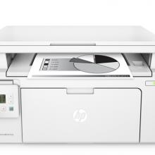 惠普 (HP)M132a黑白激光多功能一体机 M1136 / M126a升级款(打印、复印、扫描)