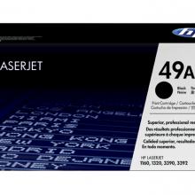 通用耗材 惠普HP Q5949A 黑色激光打印硒鼓49A