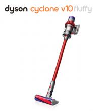 戴森(Dyson) 吸尘器 V10 Fluffy 手持吸尘器家用除螨无线